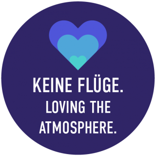 Keine-Fluege_Loving-The-Atmosphere_Badge