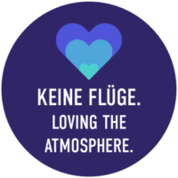 Keine-Fluege_Loving-The-Atmosphere_Badge